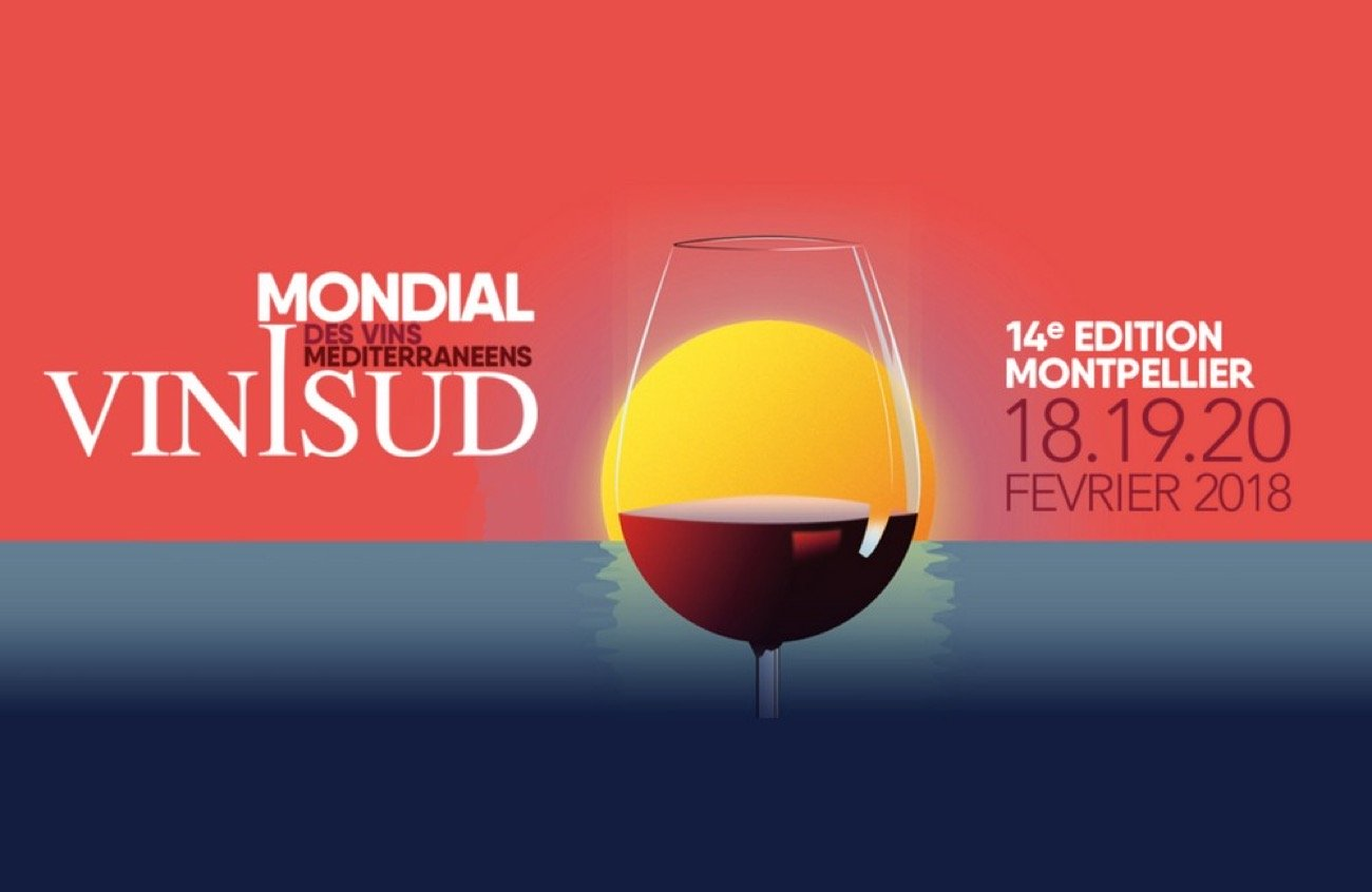 From 18 to 20 February 2018, Vinisud Montpellier